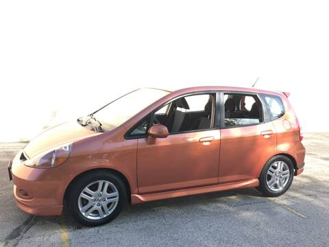 2008 Honda Fit for sale at Petite Auto Sales in Kenosha WI