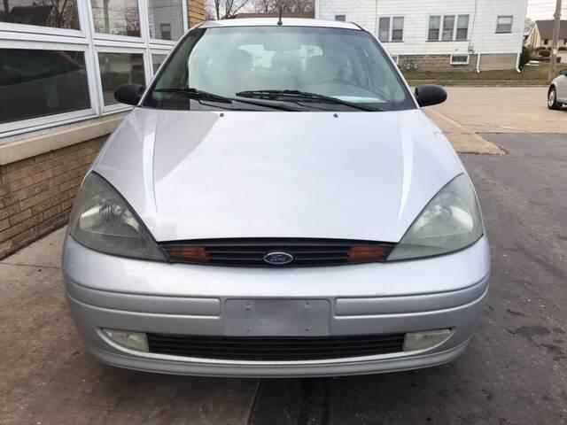 2004 Ford Focus ZX3 2dr Hatchback - Kenosha WI