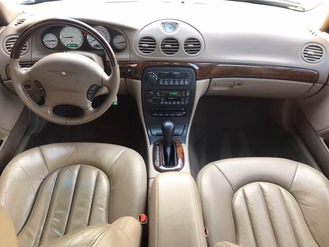 2002 Chrysler Concorde Limited 4dr Sedan - Kenosha WI