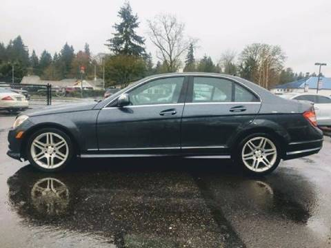 2008 Mercedes-Benz C-Class for sale at 1 Stop Auto Wholesale Outlet in Norfolk VA