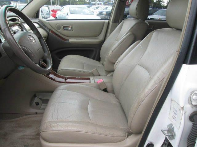 2004 Toyota Highlander for sale at 1 Stop Auto Wholesale Outlet in Norfolk VA