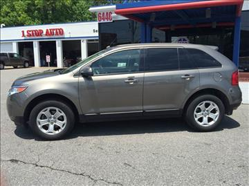 2014 Ford Edge for sale at 1 Stop Auto Wholesale Outlet in Norfolk VA