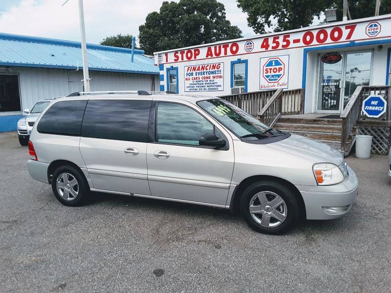 Ford Freestar In Norfolk VA Stop Auto Wholesale Outlet - 2006 freestar