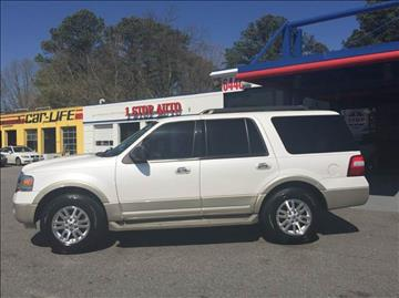 2010 Ford Expedition for sale at 1 Stop Auto Wholesale Outlet in Norfolk VA