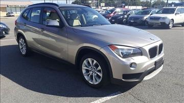 2013 BMW X1 for sale at 1 Stop Auto Wholesale Outlet in Norfolk VA