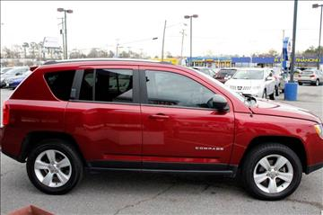 2013 Jeep Compass for sale at 1 Stop Auto Wholesale Outlet in Norfolk VA
