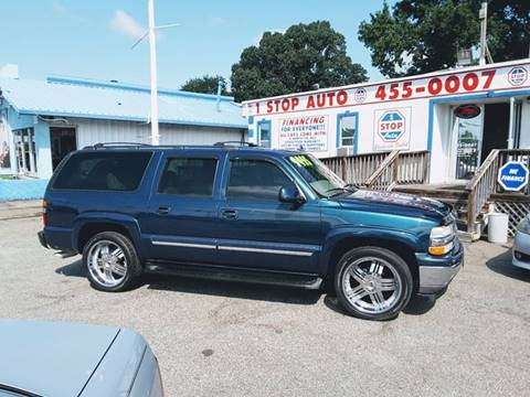 2006 Chevrolet Suburban for sale at 1 Stop Auto Wholesale Outlet in Norfolk VA