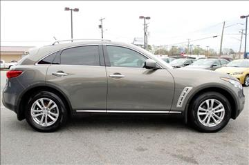 2009 Infiniti FX35 for sale at 1 Stop Auto Wholesale Outlet in Norfolk VA