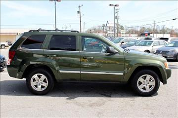 2007 Jeep Grand Cherokee for sale at 1 Stop Auto Wholesale Outlet in Norfolk VA