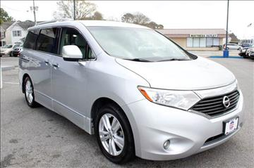 2011 Nissan Quest for sale at 1 Stop Auto Wholesale Outlet in Norfolk VA