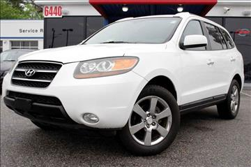 2007 Hyundai Santa Fe for sale at 1 Stop Auto Wholesale Outlet in Norfolk VA