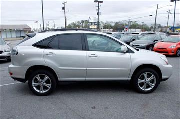 2006 Lexus RX 400h for sale at 1 Stop Auto Wholesale Outlet in Norfolk VA