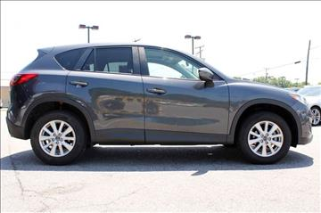 2014 Mazda CX-5 for sale at 1 Stop Auto Wholesale Outlet in Norfolk VA