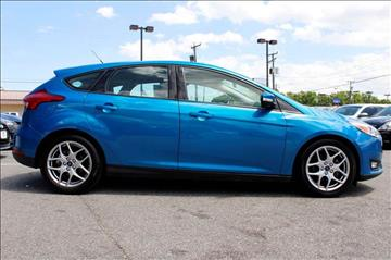 2015 Ford Focus for sale at 1 Stop Auto Wholesale Outlet in Norfolk VA