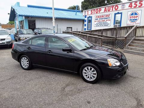 2011 Mitsubishi Galant for sale at 1 Stop Auto Wholesale Outlet in Norfolk VA