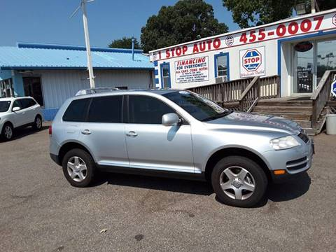 2006 Volkswagen Touareg for sale at 1 Stop Auto Wholesale Outlet in Norfolk VA