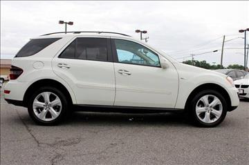 2009 Mercedes-Benz M-Class for sale at 1 Stop Auto Wholesale Outlet in Norfolk VA