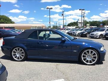2004 BMW M3 for sale at 1 Stop Auto Wholesale Outlet in Norfolk VA
