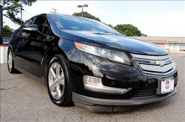 2012 Chevrolet Volt for sale at 1 Stop Auto Wholesale Outlet in Norfolk VA