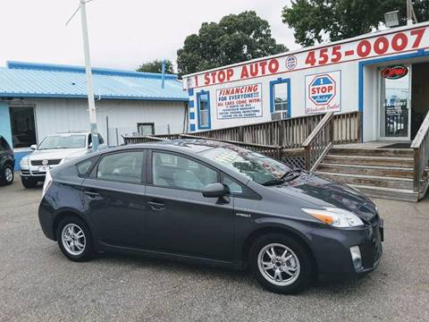 2011 Toyota Prius for sale at 1 Stop Auto Wholesale Outlet in Norfolk VA