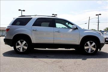 2011 GMC Acadia for sale at 1 Stop Auto Wholesale Outlet in Norfolk VA