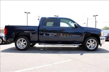 2012 Chevrolet Silverado 1500 for sale at 1 Stop Auto Wholesale Outlet in Norfolk VA