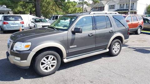 2006 Ford Explorer for sale at 1 Stop Auto Wholesale Outlet in Norfolk VA