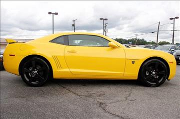 2012 Chevrolet Camaro for sale at 1 Stop Auto Wholesale Outlet in Norfolk VA