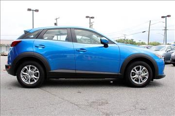2016 Mazda CX-3 for sale at 1 Stop Auto Wholesale Outlet in Norfolk VA