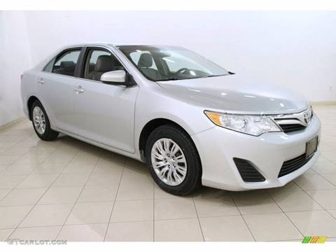 2014 Toyota Camry for sale at 1 Stop Auto Wholesale Outlet in Norfolk VA