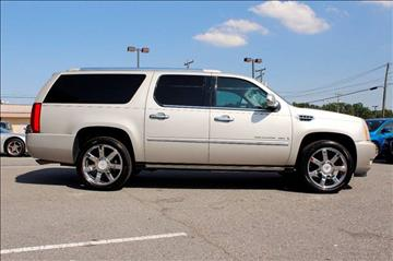 2008 Cadillac Escalade ESV for sale at 1 Stop Auto Wholesale Outlet in Norfolk VA