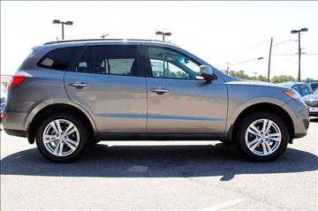 2011 Hyundai Santa Fe for sale at 1 Stop Auto Wholesale Outlet in Norfolk VA