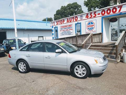 2005 Ford Five Hundred for sale at 1 Stop Auto Wholesale Outlet in Norfolk VA
