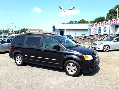 2009 Dodge Grand Caravan for sale at 1 Stop Auto Wholesale Outlet in Norfolk VA