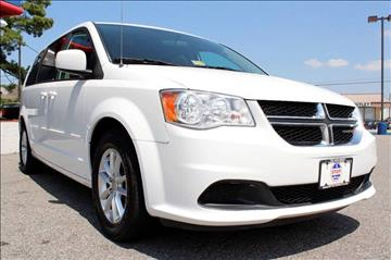 2014 Dodge Grand Caravan for sale at 1 Stop Auto Wholesale Outlet in Norfolk VA