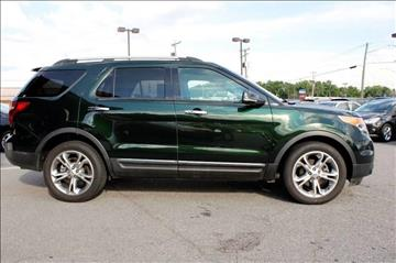 2013 Ford Explorer for sale at 1 Stop Auto Wholesale Outlet in Norfolk VA