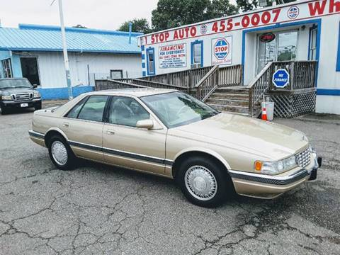 1994 Cadillac Seville for sale at 1 Stop Auto Wholesale Outlet in Norfolk VA