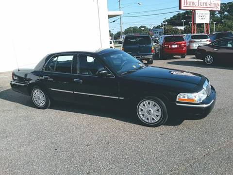 2005 Mercury Grand Marquis for sale at 1 Stop Auto Wholesale Outlet in Norfolk VA