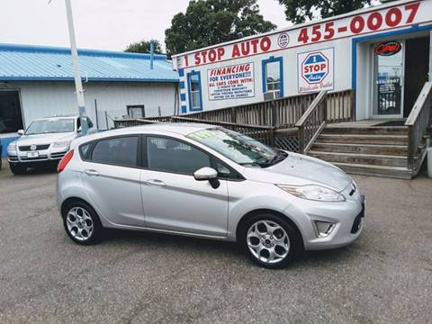 2011 Ford Fiesta for sale at 1 Stop Auto Wholesale Outlet in Norfolk VA