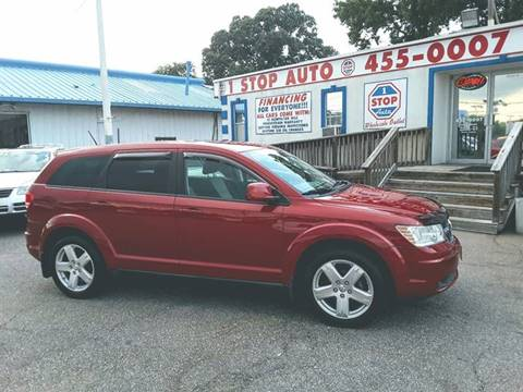 2009 Dodge Journey for sale at 1 Stop Auto Wholesale Outlet in Norfolk VA