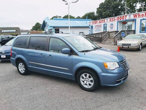 2012 Chrysler Town and Country for sale in Norfolk, VA