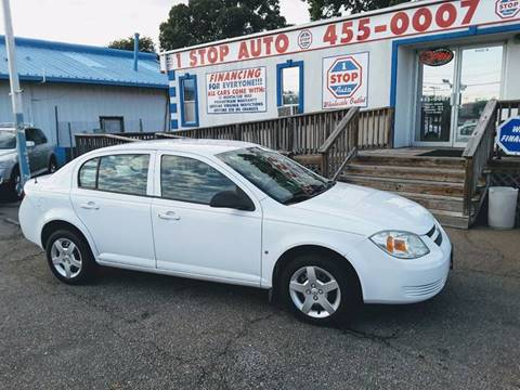 2007 Chevrolet Cobalt for sale at 1 Stop Auto Wholesale Outlet in Norfolk VA