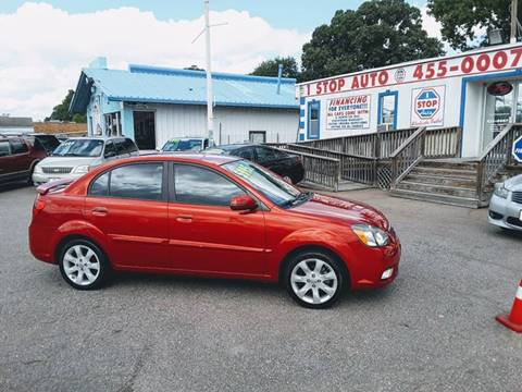 2011 Kia Rio for sale at 1 Stop Auto Wholesale Outlet in Norfolk VA