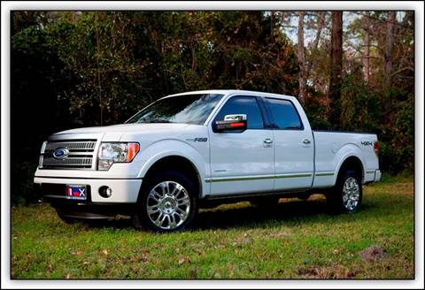 2012 Ford F-150 for sale at 1 Stop Auto Wholesale Outlet in Norfolk VA