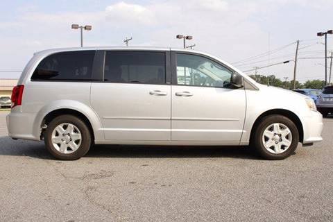 2012 Dodge Grand Caravan for sale at 1 Stop Auto Wholesale Outlet in Norfolk VA