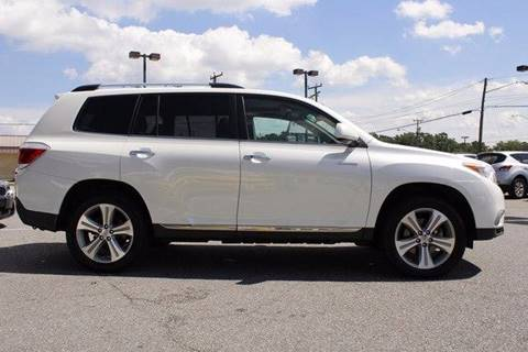 2013 Toyota Highlander for sale at 1 Stop Auto Wholesale Outlet in Norfolk VA