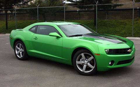 2010 Chevrolet Camaro for sale at 1 Stop Auto Wholesale Outlet in Norfolk VA