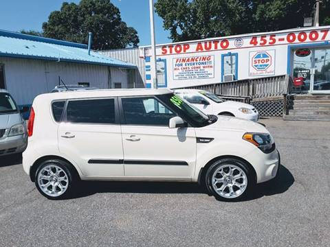 2012 Kia Soul for sale at 1 Stop Auto Wholesale Outlet in Norfolk VA