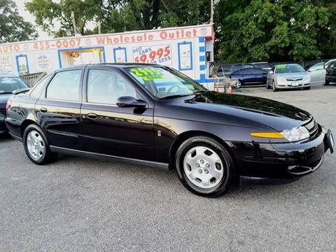 2000 Saturn L-Series for sale in Norfolk, VA