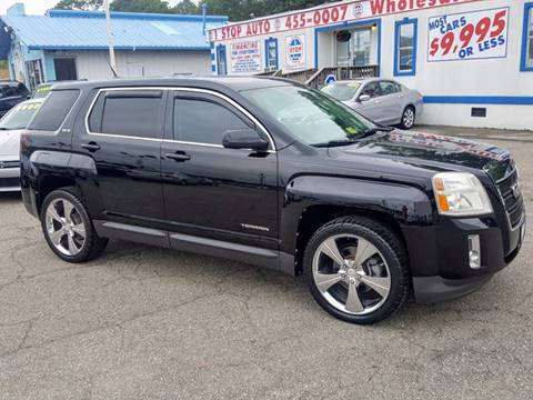 2011 GMC Terrain for sale in Norfolk, VA